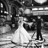 Dance Floor Couple Mon Amie Events, Inc Luxury Wedding Planner Indianapolis Indiana