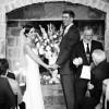 Barn Wedding Ceremony I Do Altar