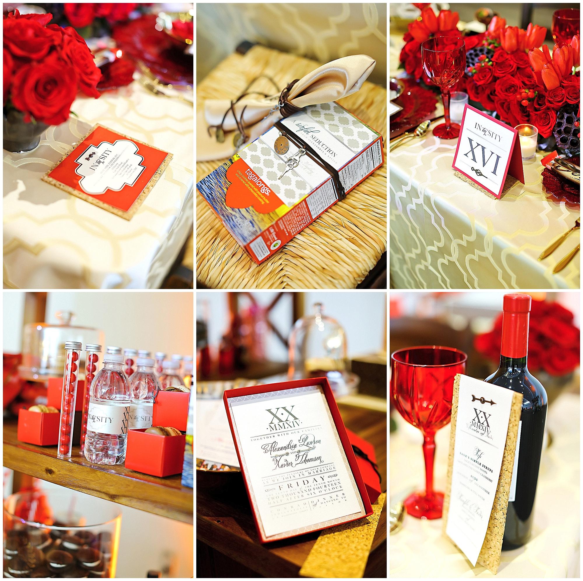 Detail Branding Mon Amie Events Inc