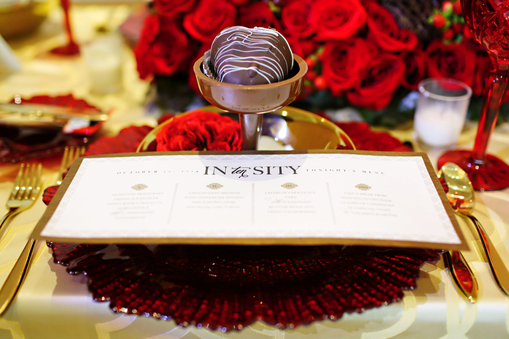 intensity - Art of the Table 2014 winner Mon Amie Events