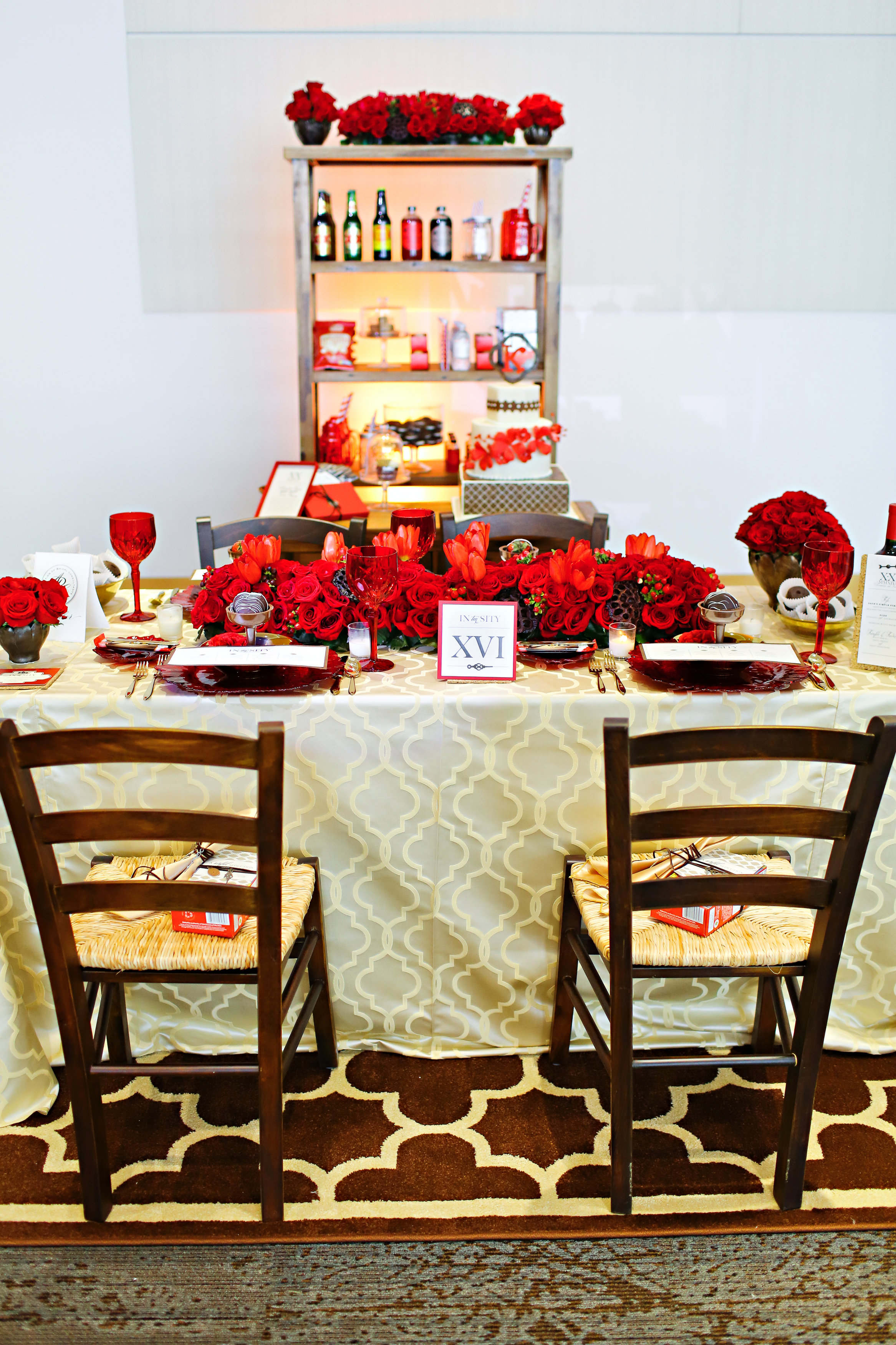 Art of the Table - Mon Amie Events Inc luxury wedding planner