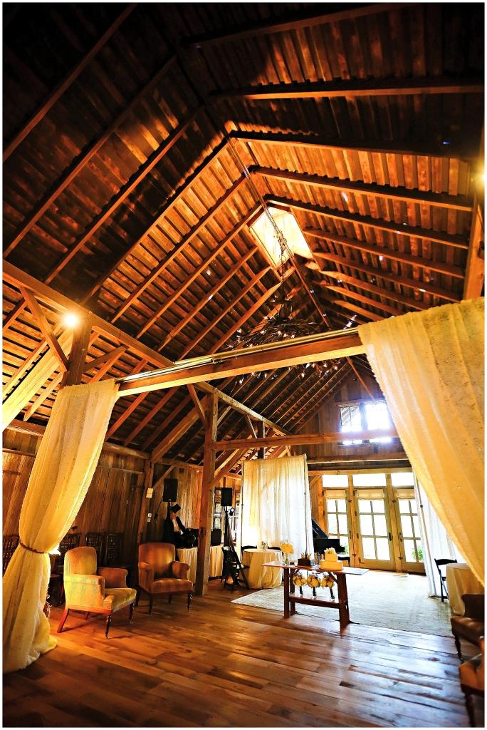 Rustic barn Wedding Lodge