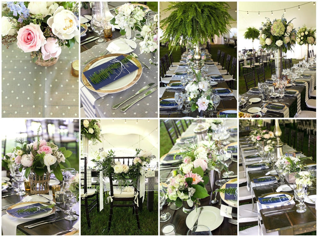 French Ticking Wedding