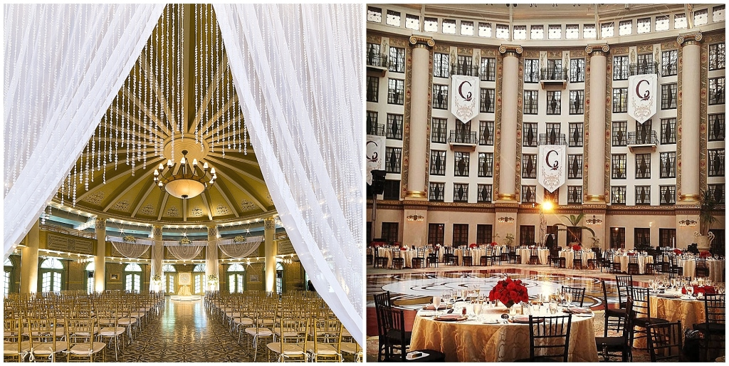 West Baden Ceremony and Reception