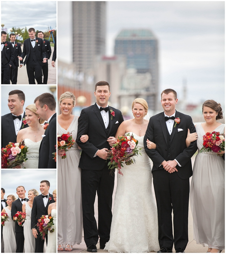 Indianapolis Wedding Bridal Party