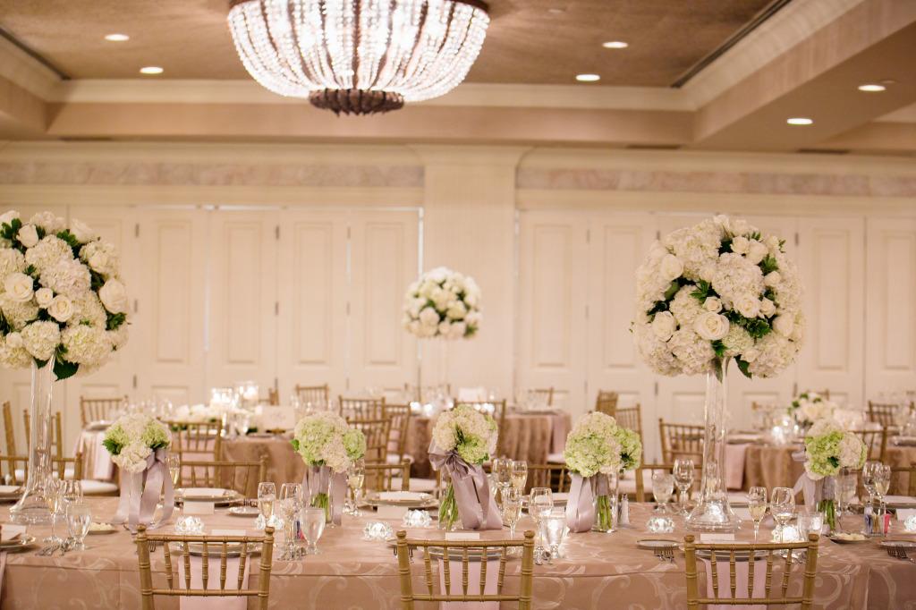 Full White Ballroom