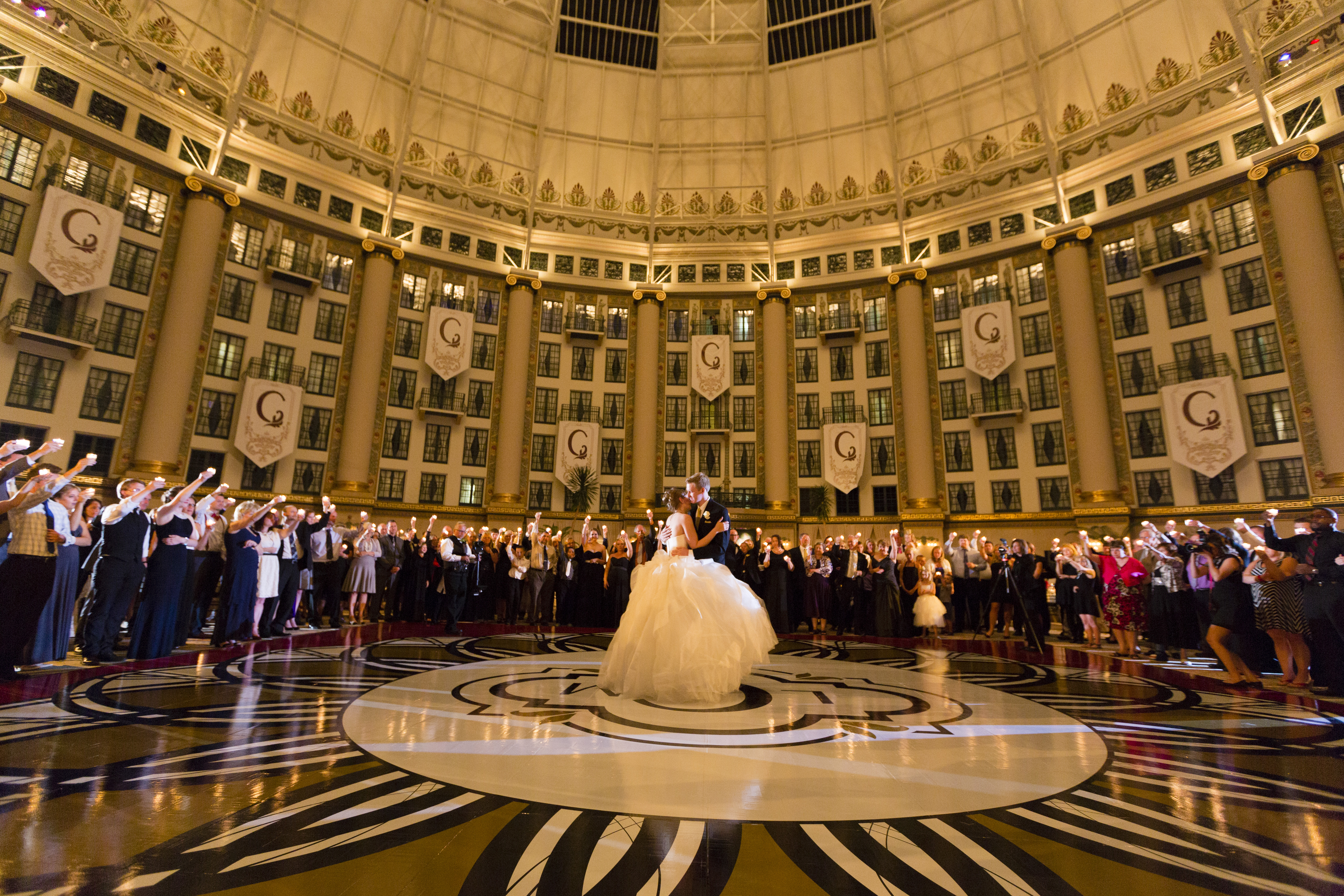 West Baden Springs Hotel Wedding Mon Amie Events Inc