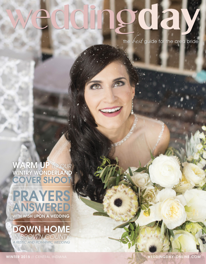 cover Wedding Day Magazine