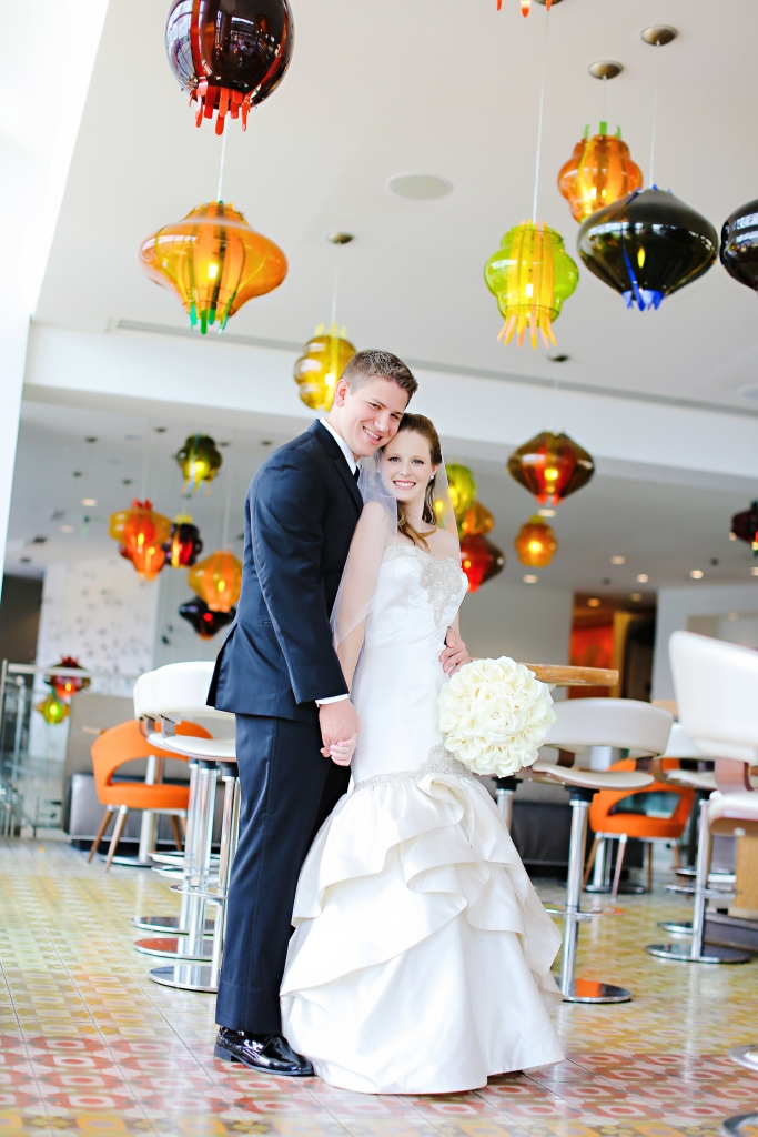 Fire and Ice Wedding