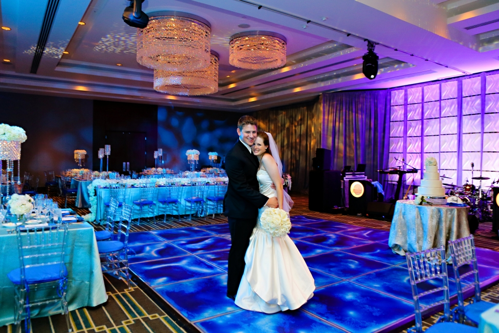 Fire and Ice Room Set Up and Couple