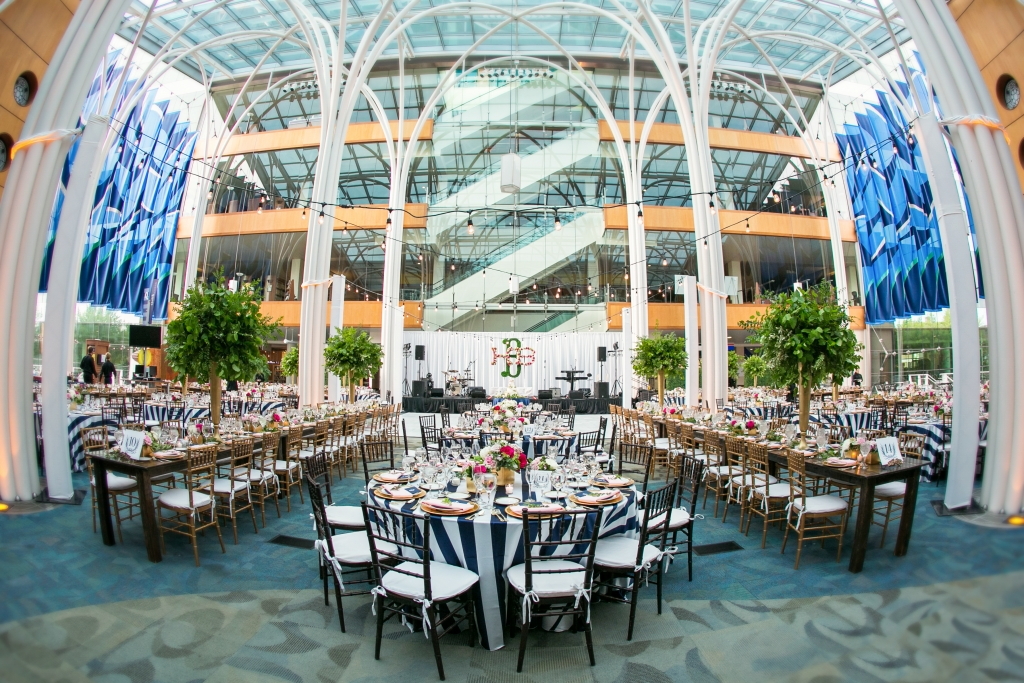 Central Library Wedding Atrium