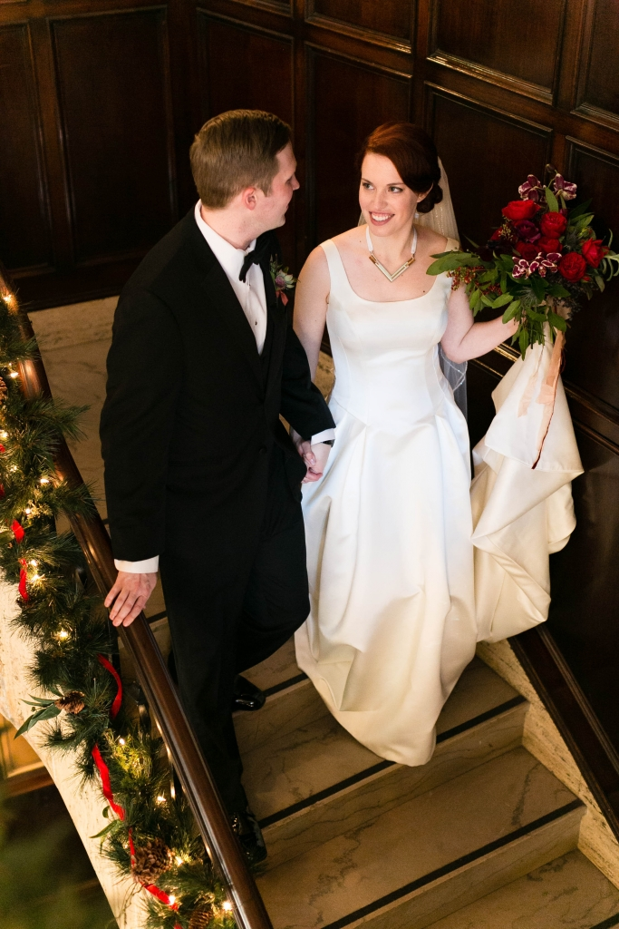 Maggie and Andrew Formal Photo