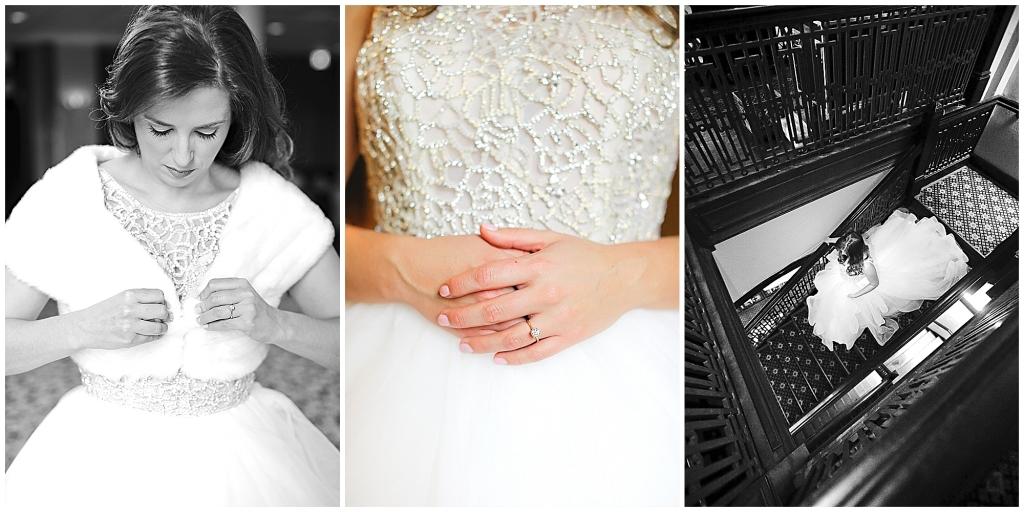 Hayley Paige Wedding Gown Dori Collage