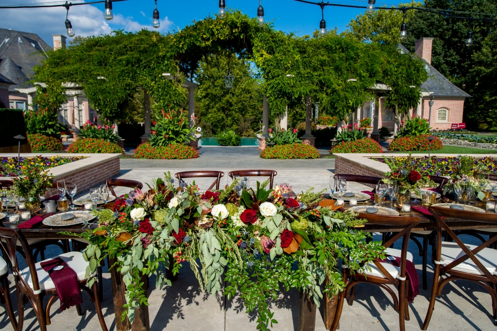 Head Table Wisteria Way